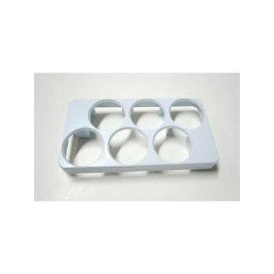 Pojemnik na 6 sztuk jaj biały (C00008911)