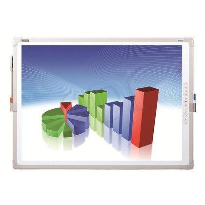 "TABLICA INTERAKTYWNA Interactive IPBoard 85 (80.5"") DUAL, ELEKTROMAGNETYCZNA"