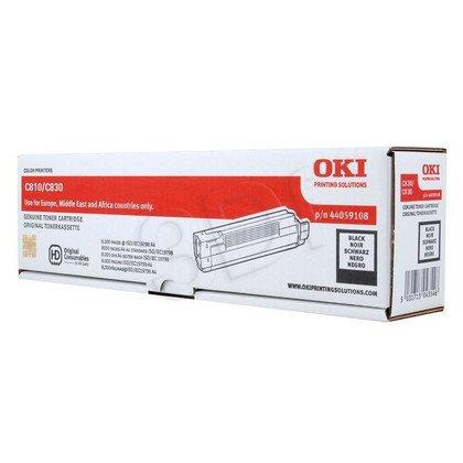 OKI Toner Czarny C810/C830-TB=44059108=C810, C830, 8000 str.