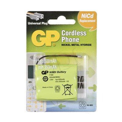 GP Akumulator do telefonów bezprzewodowych T160 AA NiMH 600mAh 1szt.