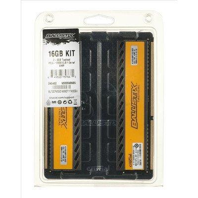 Crucial Ballistix Tactical DDR3 UDIMM 16GB 1600MT/s (2x8GB) BLT2CP8G3D1608DT1TX0CEU