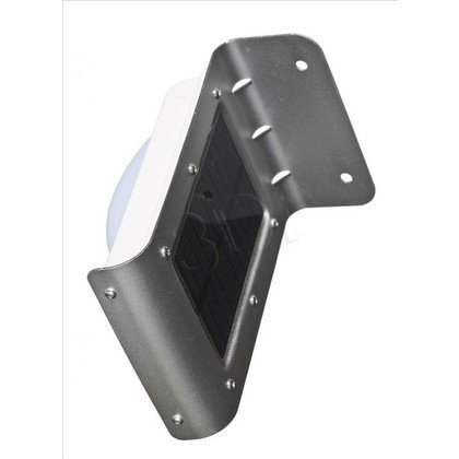 Lampa solarna Dioda LED SL10P Srebrny