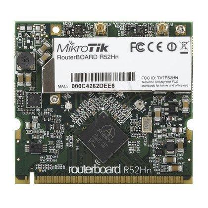 MikroTik R52Hn karta miniPCI Atheros AR9220 a/g/n