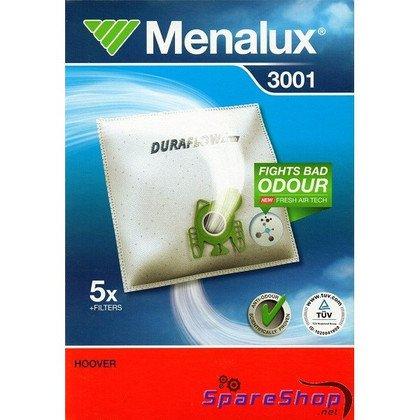 Worek do odkurzacza 3001 Electrolux 5szt. (+filtr) (9001961359)