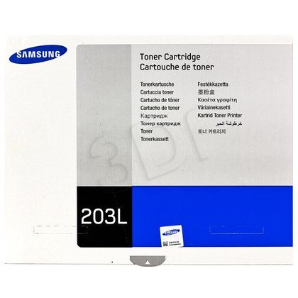 SAMSUNG Toner Czarny MLTD203L=MLT-D203L, 5000 str.