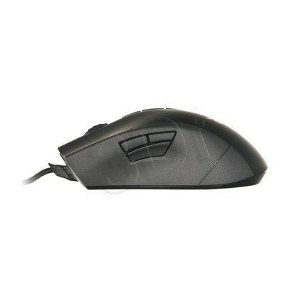 ASUS Mysz przewodowa optyczna Strix Claw 5000dpi czarna