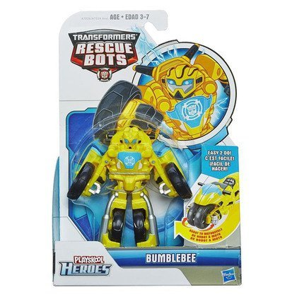 TRA TRANSFORMERS RESCUE BOT DO TRANSFORMACJI HASBRO A7024