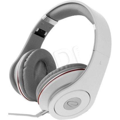 Słuchawki nauszne Esperanza RENELL EH141W (Białe)