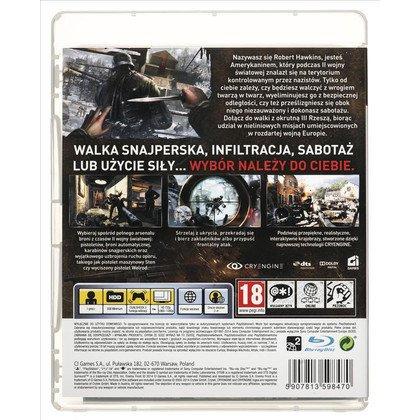 Gra PS3 Enemy Front Edycja Limitowana