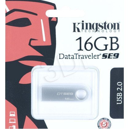 KINGSTON FLASH DTSE9H/16GB