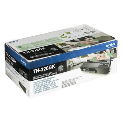BROTHER Toner Czarny TN326BK=TN-326BK, 4000 str.