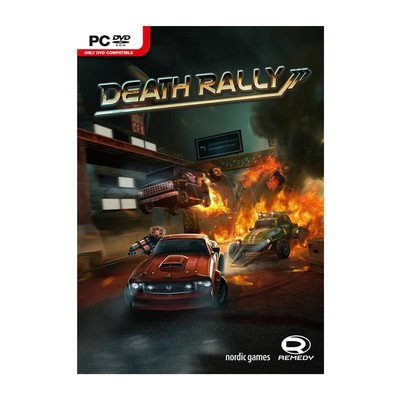 Gra PC Death Rally (klucz do pobrania)