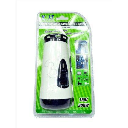 VOLT POLSKA PRZETWORNICA IPS 300 12/230V USB