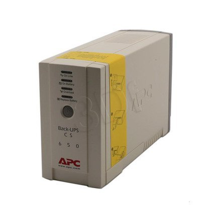 APC BACK-UPS BK650EI 650VA