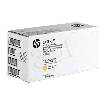 HP Toner Żółty HP504YC=CE252YC, 7000 str.