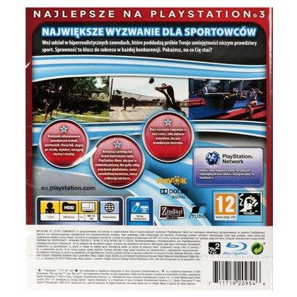Gra PS3 Sports Champions Essentials