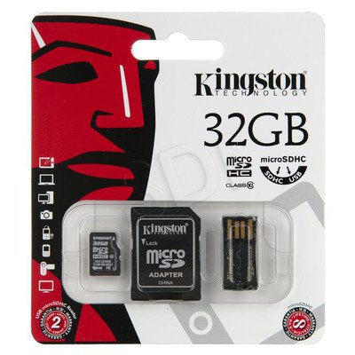 KINGSTON MULTI-KIT MBLY10G2/32GB
