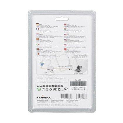 EDIMAX EU-4208 KARTA USB 2.0 / Fast Ethernet 10/100