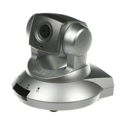 EDIMAX [ IC-7100] Kamera IP obrotowa [wewnętrzna] [1.3 Mega-Pixel] [H.264] [SD Slot] [PTZ, Plug&View]