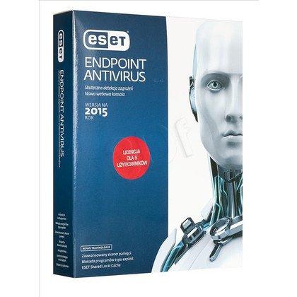 ESET Endpoint Antivirus - 5 STAN/12M