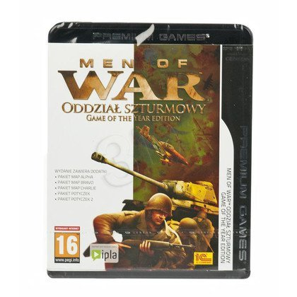 Gra PC NPG Men of War: Oddział Szturmowy - Game of the Year Edition