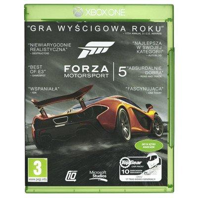 Gra Xbox ONE Forza 5 GOTY