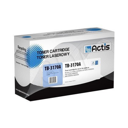 Actis TB-3170A toner Black do drukarki Brother (zamiennik Brother TN-3170) Supreme