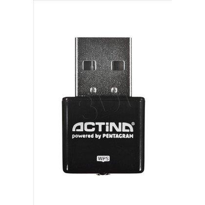 Action Karta sieciowa bezprzewodowa P6132-30 USB 2.0