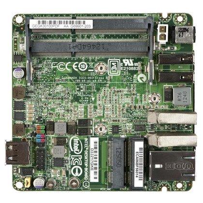 Intel NUC BLKD33217GKE QS77