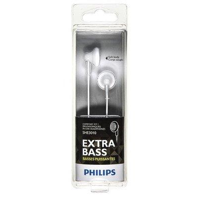 Słuchawki douszne Philips SHE3010WT/00 (biały)