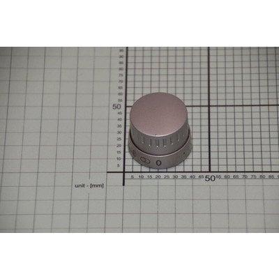 Pokrętło pola poszerzonego scandium A 2109 inox (9062532)