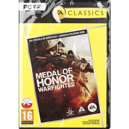 Gra PC Medal of Honor Warfighter Classic