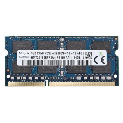 Supermicro MEM-DR340L-HL01-SO16 DDR3 SO-DIMM 4GB 1600MT/s (1x4GB)