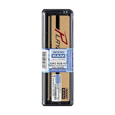 Goodram DDR3 DIMM 8GB 1866MT/s (2x4GB) GYG1866D364L9AS/8GDC