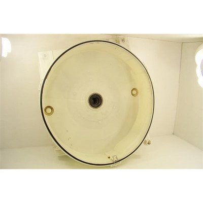 Zbiornik (obudowa bębna) pralki z łożyskami tylna (481241818318)