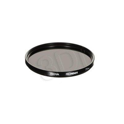 Filtr Hoya Szary Pro ND64 77mm