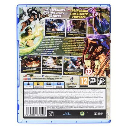 Gra PS4 Street Fighter V