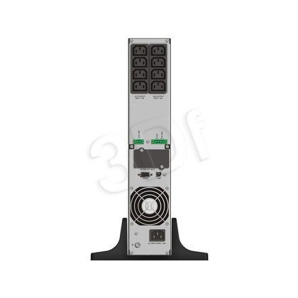 "POWER WALKER UPS ON-LINE 1000VA 8X IEC OUT, USB/RS-232, LCD, RACK 19""/TOWER"