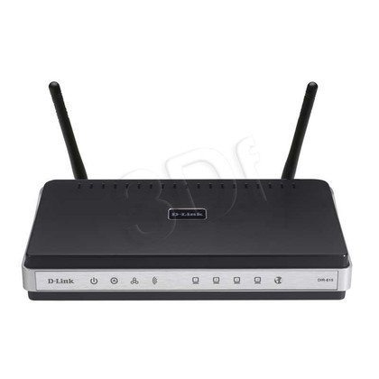 D-LINK DIR-615 Wireless N Home Router with 4 Port 1