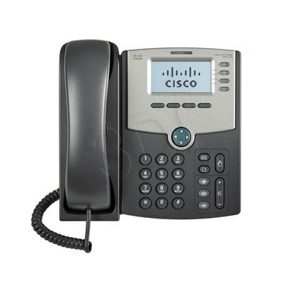 CISCO SPA514G TELEFON VoIP 2xRJ45/4 linie