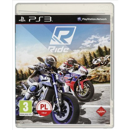 Gra PS3 Ride