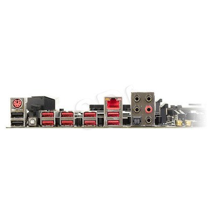 MSI X99A GAMING 7 X99 LGA 2011 (PCX/DZW/GLAN/SATA3/USB3.1/RAID/DDR4/SLI/CROSSFIRE)