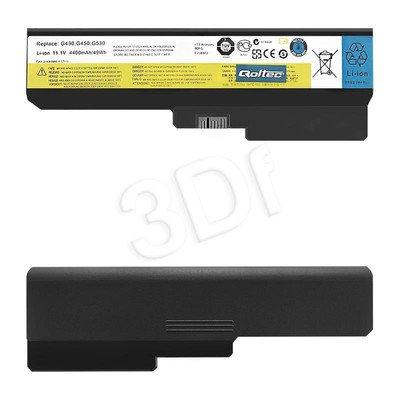QOLTEC BATERIA DO LENOVO G530 G550 | 4400MAH | 11.1V