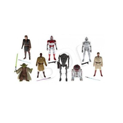 SW STAR WARS REBELS FIGURKI SAGA LEGENDY 10 CM A3857