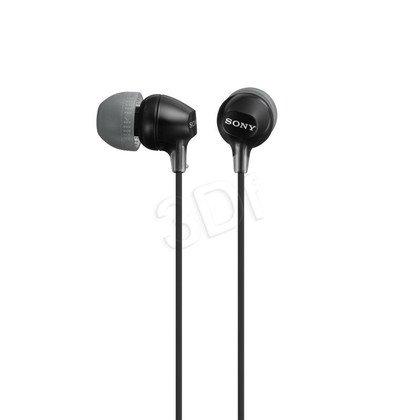 Słuchawki douszne Sony MDR-EX15LPB (Czarny)