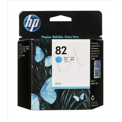 HP Tusz Niebieski HP82C=C4911A, 69 ml