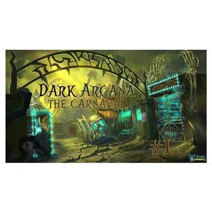 Gra PC Mroczne Arkana: Carnival - Cyfrowa Edycja Kolekcjonerska (klucz do pobrania)