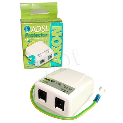AXON ADSL PROTECTOR - ochrona urządzeń tel. ADSL