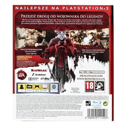 Gra PS3 Dragon Age 2 Essentials