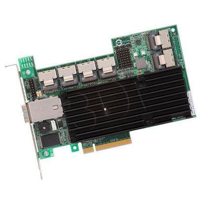 Kontroler RAID SAS/SATA LSI 9280-24i4e,6Gb,28p,SGL
